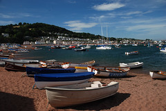 River Beach Teignmouth (Guildfordian) Tags: teignmouth devon summer riverteign boats