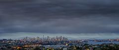 Have You Ever Seen The Rain (EmeraldImaging) Tags: dudley dudleyreserve bondi sydney watsonsbay nsw australia sydneyharbour sydneyharbourbridge sydneycity sydneyoperahouse sydneynswaustralia rain clouds doverheights sunrise seascape landscape australian