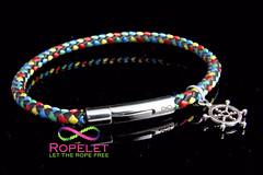 DSC09719 (Ropelet Bracelets) Tags: ropelet ropebracelet bracelet handmadebracelet handmadejewelry wristwear wristband stack stackbracelet braceletstack
