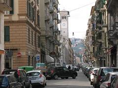 La Spezia (Italy) (photobeppus) Tags: laspezia cities urban street photography buildings traffic cityscapes