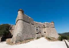 Villefranche-sur-Mer - Fort du Mont Alban (CocoChantre) Tags: festung villefranchesurmer nice provencealpesctedazur frankreich fr castle medieval