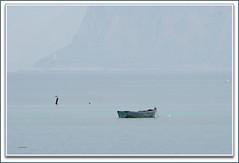 Foschia (Schano) Tags: picmonkey sonyilce3000 ilce3000 sony3000 sonyemount55210 paesaggio landscape bonagia cofano trapani sicilia italia mediterraneo foschia montecofano