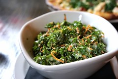 Kale Coleslaw at Hey Lucy (deeeelish) Tags: kale salad coleslaw vegetables