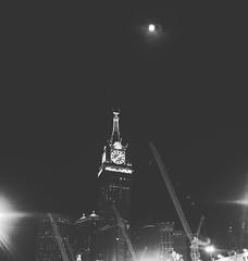 #ClockTower #Moon haseebclicks.tumblr.com #HaseebSohailPhotography #_ #ExperienceSaudiArabia #InstaGoodMyPhoto #JustGoShoot #ExploreToCreate #PeoplesCreatives #VisualsOfLife #PassionPassport #My_365 #TheOutBound #SaudiArabia #MicrosoftLumia (Haseeb Sohail | Photography) Tags: instagramapp square squareformat iphoneography uploaded:by=instagram moon
