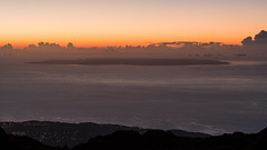 Aube sur la Dsirade - Soufrire - [Guadeloupe] (Thierry CHARDES) Tags: sigma1750mmf28 ladesirade france antilles carabes caribbean guadeloupe volcan soufrire basseterre sunrise iles