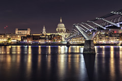 (matdur69) Tags: london nightshot night bridge lights uk