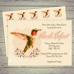 Vintage #Hummingbird #stationery. https://www.etsy.com/listing/481100533/hummingbird-baby-shower-invitation-oil Link in bio Tag A Friend  #BabyShower #BabySprinkle #BridalShower #Birthday #Printable #Invite #Invitation #card #oilpainting #pinkparty #sono (loricarrasquillo) Tags: printedhearts host invitation hostess wahm oilpainting stationery pregnancyannouncements bff invite grandmatobe partyplanner sonogram momtobe babyshower bridalshower birthday babysprinkle pinkparty printable hummingbird secondtrimester card
