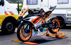 KTM RC 390 (pierre_yves76) Tags: canon 6d 70200 f4 l 2470 tamron f28 moto course paris carole speed vitesse sliders france race bike ktm rc 390 70d eos