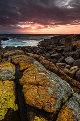 The Hammer (Rodney Campbell) Tags: sunrise cpl montagueisland water rgnd09 sky gnd06 lccp southcoast rocks clouds newsouthwales australia au
