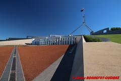 Canberra - Parliament House (soyouz) Tags: aus australiancapitalterritory australie capitalhill geo:lat=3530607118 geo:lon=14912509535 geotagged parliamenthouse canberra australiel