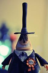 The Mayor says Take the Day off! (Lawdeda ) Tags: the mayor halloween nightmare before christmas fun toyfun friday fridayiloveyou picmonkey