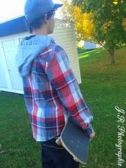 Mon Homme (jooe2426@gmail.com) Tags: skate skatebord summer ete gaspesie forever