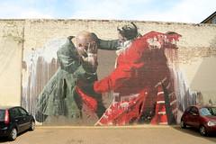 conor harrington (Luna Park) Tags: london walthamstow woodstreetwalls streetart mural production lunapark conorharrington