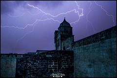 Lightning (alberigo_skera) Tags: lightning fulmini salento galatina alberigo skera photography photographer nature temporale thunderstorm pioggia rain nikon longexposure longexposurephotography