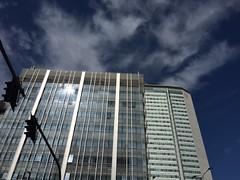 city (Hayashina) Tags: sky light architecture italy milan