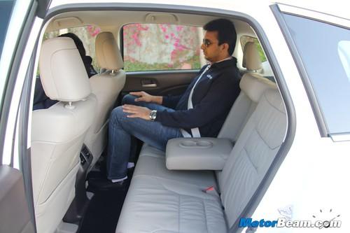 2013 Honda CRV Test Drive Review