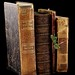 156A. Group of 19th Century Leatherbound Books