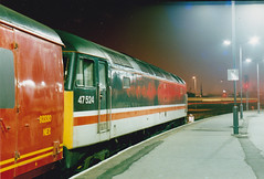 47524 (marcus.45111) Tags: night derbyshire parcels 1991 derby class47 47524