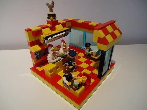 Chicken's Burger 1