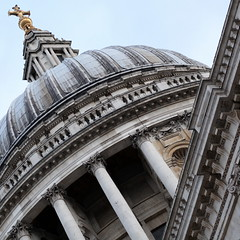 St Paul's (summer_57) Tags: england london canon cathedral wren 1885 eos5d
