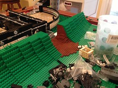 The Hills (LMM98 (Going to BF VA 2013)) Tags: star lego 4 wars clone base droid yavin legomocmaker98 uploaded:by=flickrmobile flickriosapp:filter=nofilter