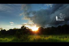 Rural Sunset (Ringgo Gomez) Tags: 1001nights topseven anawesomeshot flickraward malaysianphotographers nikon2470mm concordians elitephotography nikond700 sarawakborneo thebestshot 1001nightsmagiccity flickraward5 mygearandme mygearandmepremium