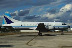 N41527 (Miami Air Lease) (Steelhead 2010) Tags: cargo opf convair cv440 nreg miamiairlease n41527