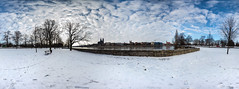 winterday - 360 (diwan) Tags: city schnee winter sky panorama snow nature silhouette clouds canon river germany landscape geotagged deutschland eos view place stitch cathedral dom gothic natur roundabout himmel wolken magdeburg stadt elbe panoramix 360 gotik fotogruppe ptgui saxonyanhalt sachsenanhalt spiegelreflexkamera 2013 rotehorn canoneos650d spivpano fotogruppemagdeburg geo:lon=11640923 geo:lat=52125212