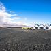Icelandic desert cabins