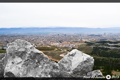 "Past vs. Present towards the future! |       | Sulaimani From My Perspective {27/} (Noor Al-janabi ""N.J"") Tags: suli sulimani sulimania sulaymaniyah perspective             mountains mountain beautiful beauty past presence present future sulaimani from noor al janabi saif"
