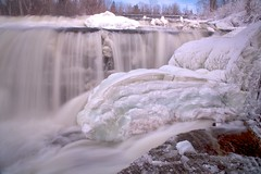 Fifty Two (Perry McKenna) Tags: winter cold ice river mississippi freezing waterfalls lowerfalls day52 almonte millfalls day52365 3652013 365the2013edition 21feb13