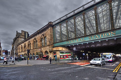 "Glasgow Railway Station • <a style=""font-size:0.8em;"" href=""http://www.flickr.com/photos/45090765@N05/8497720759/"" target=""_blank"">View on Flickr</a>"