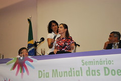 Seminário Dia Mundial de Doenças Raras 2013