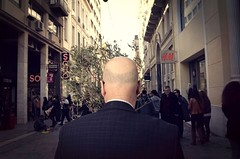 (Costas Lycavittos) Tags: street sb600 streetphotography athens monastiraki flashon ermou lycavittos λυκαβηττόσ costaslycavittos nikkor20mmaismanual nikond5100