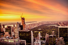 New York City Skyline and Central Park - Sunset (Vivienne Gucwa) Tags: city nyc newyorkcity sunset urban newyork beautiful skyline architecture buildings landscape cityscape skyscrapers rooftops centralpark manhattan manhattanskyline gothamist curbed urbanlandscape nycskyline urbanphotography nycarchitecture midtownmanhattan wnyc newyorkcityskyline nycphoto nycsunset nycrooftops citysunset newyorkcitysunset nycskyscrapers cityphotography newyorkphoto manhattansunset newyorkphotography cityrooftops newyorkcityphotography midtownskyscrapers viviennegucwa viviennegucwaphotography centralparkphoto