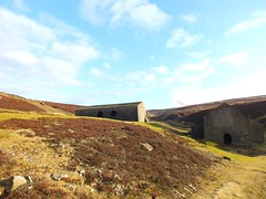 How (Grinton) Smelter (Lee M Wyatt) Tags: building heritage mill archaeology industrial yorkshire mining mines flue how lead remains yorkshiredales smelter grinton