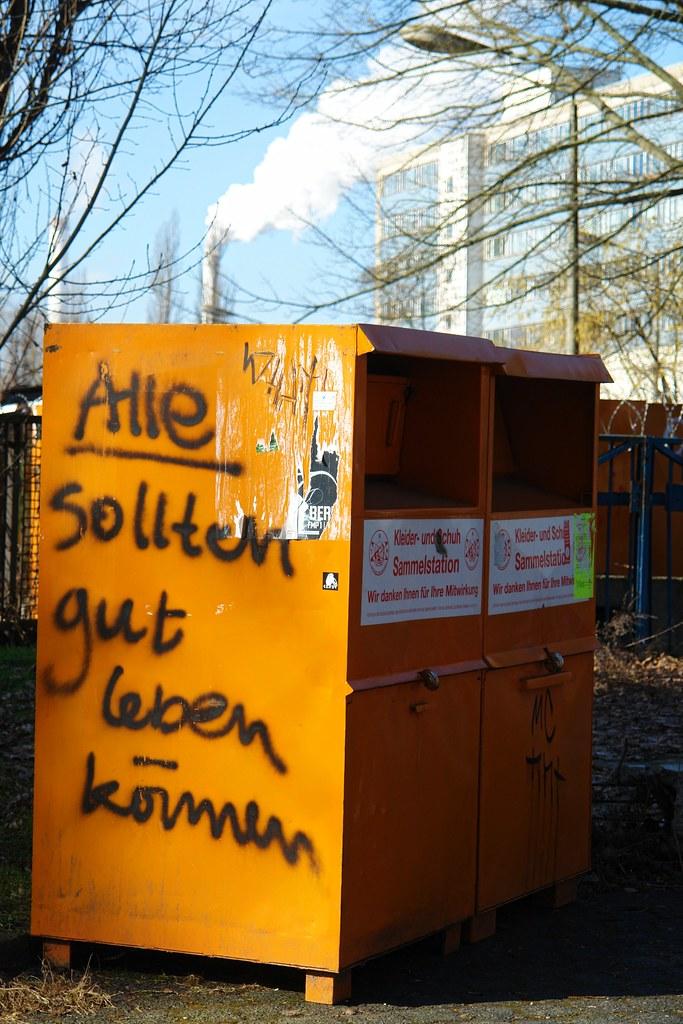 Kleidersammlung berlin reinickendorf