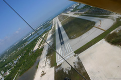 Coming in for a landing... Key West, Florida (Andrew_Simpson) Tags: trees sea usa lake tree nature water america pond florida lakes landing american arrive land fl keywest arrival approach runway floridakeys arriving finalapproach eyw keywestflorida thefloridakeys thekeys keywestairport keyw keywestinternationalairport keywestinternational