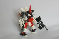 Warlock (milt69466) Tags: mecha mech moc microscale mechaton mfz mf0 mobileframezero redguild