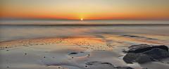 Bridlington Sunrise [Explored] (bojangles_1953) Tags: