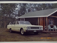 1966 Mercury Meteor Montcalm Station Wagon (Foden Alpha) Tags: station wagon mercury 1966 meteor montcalm xkf308