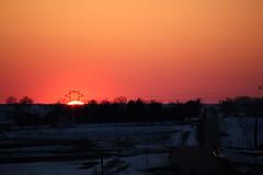 IMG_8838 (Steve Blum (Weather Weenies)) Tags: sunset crescentmoon panstarrs cometpanstarrs