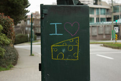 Me too (williecb750) Tags: cheese vancouver graffiti