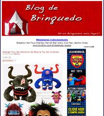 Meus toys indicados no Blog de Brinquedo (Maenga Toys - Cris Cor