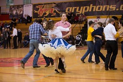 Square Dancing (ontarion) Tags: show ontario college public fashion cat campus university weekend vet guelph royal displays demonstrations alumnus