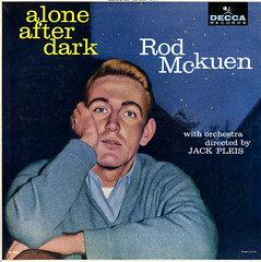 Alone After Dark (Jim Ed Blanchard) Tags: blue gay vintage dark stars jack weird sweater eyes poetry alone album vinyl jacket cover lp poet record rod after sleeve crooner decca mckuen pleis