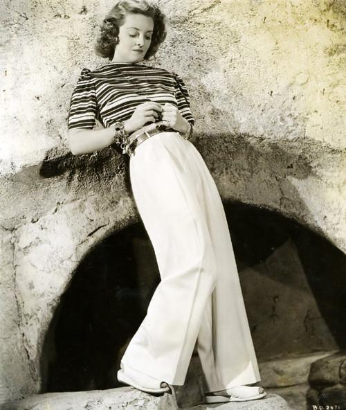 Bette Davis, 1940s