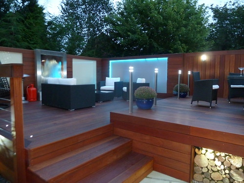 Landscaping and Garden Lighting Wilmslow Image 1