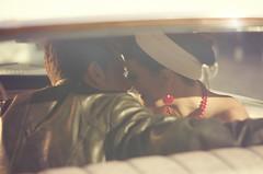 cn6 (Jessica Marano) Tags: flowers blue red summer woman sun white black verde green love primavera fashion yellow vintage glasses donna reflex spring glamour nikon mare moda sensual glam fiori colori amore pinup brigitte occhiali sigar seno retr d90 panca buiick femminilit