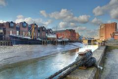 River Hull (Sarah L Couzens) Tags: museum hull trawler arcticcorsair riverhull streetlifemuseum thearcticcorsair thestreetlifemuseum